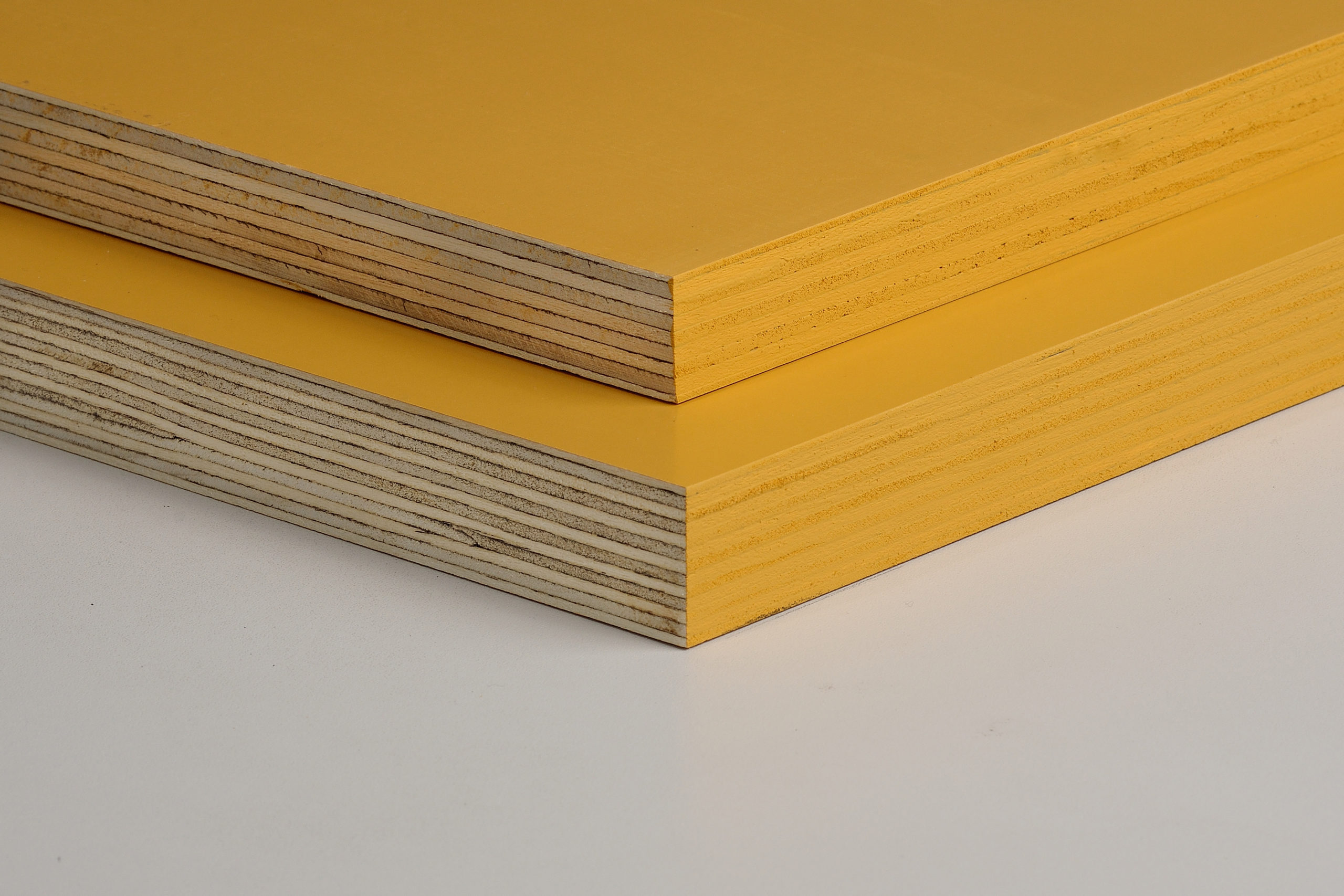 Yellow Film Plywood